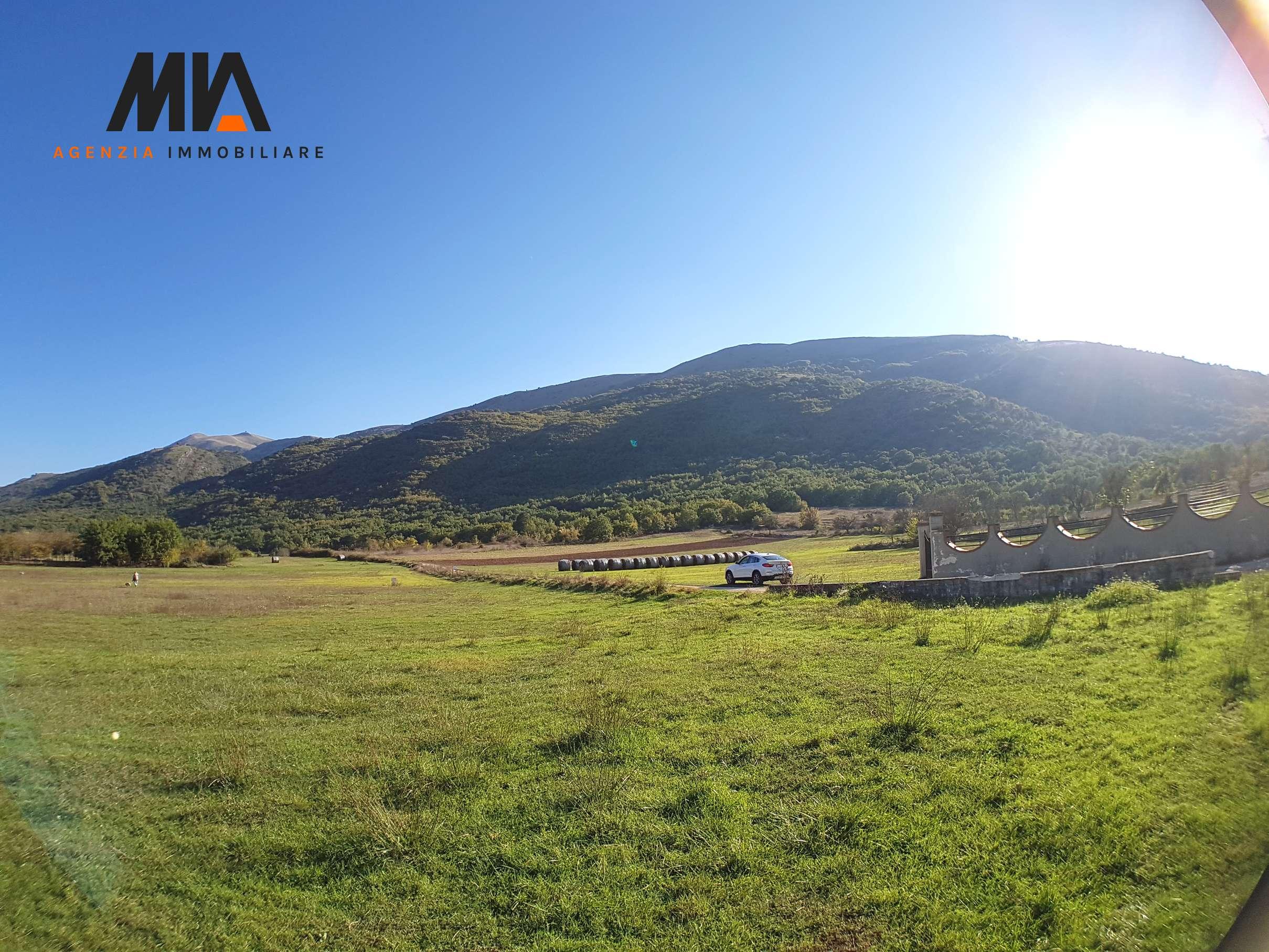 VENDITA: Terreno Edificabile con Vista Panoramica Roio Piano