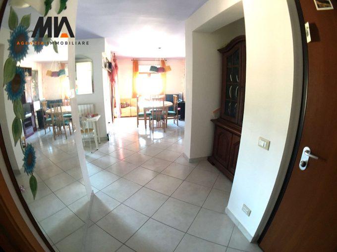 VENDITA: Ampio Appartamento Totalmente Ristrutturato Zona Coppito