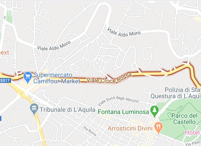 VENDITA: Locale 70mq Viale Croce Rossa