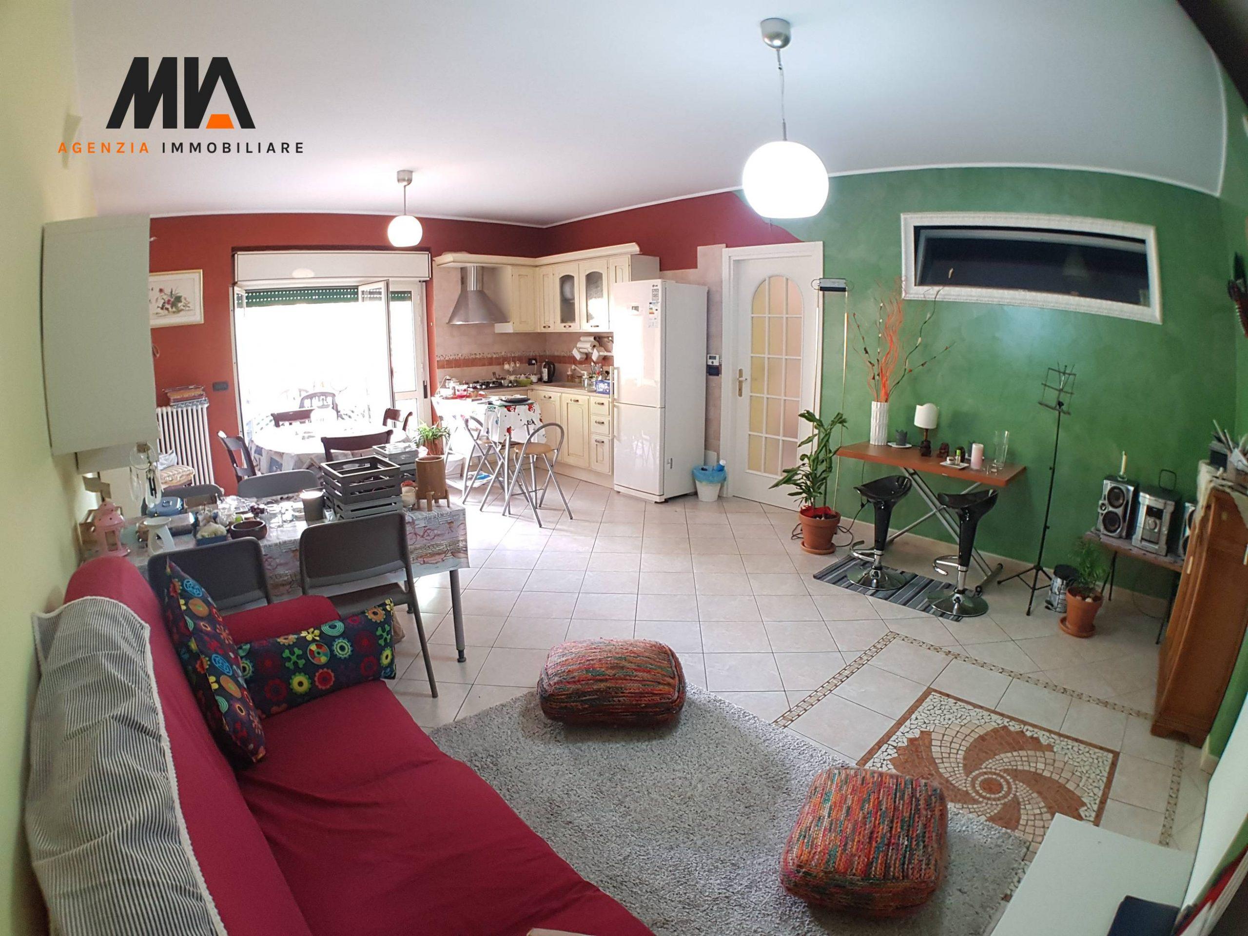 VENDITA: Delizioso Appartamento con Terrazzino e Garage Paganica