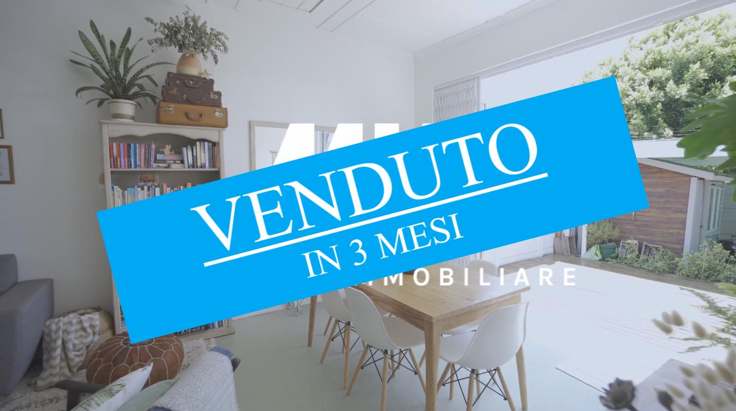 VENDITA: Appartamento duplex 100mq mansardato a reddito