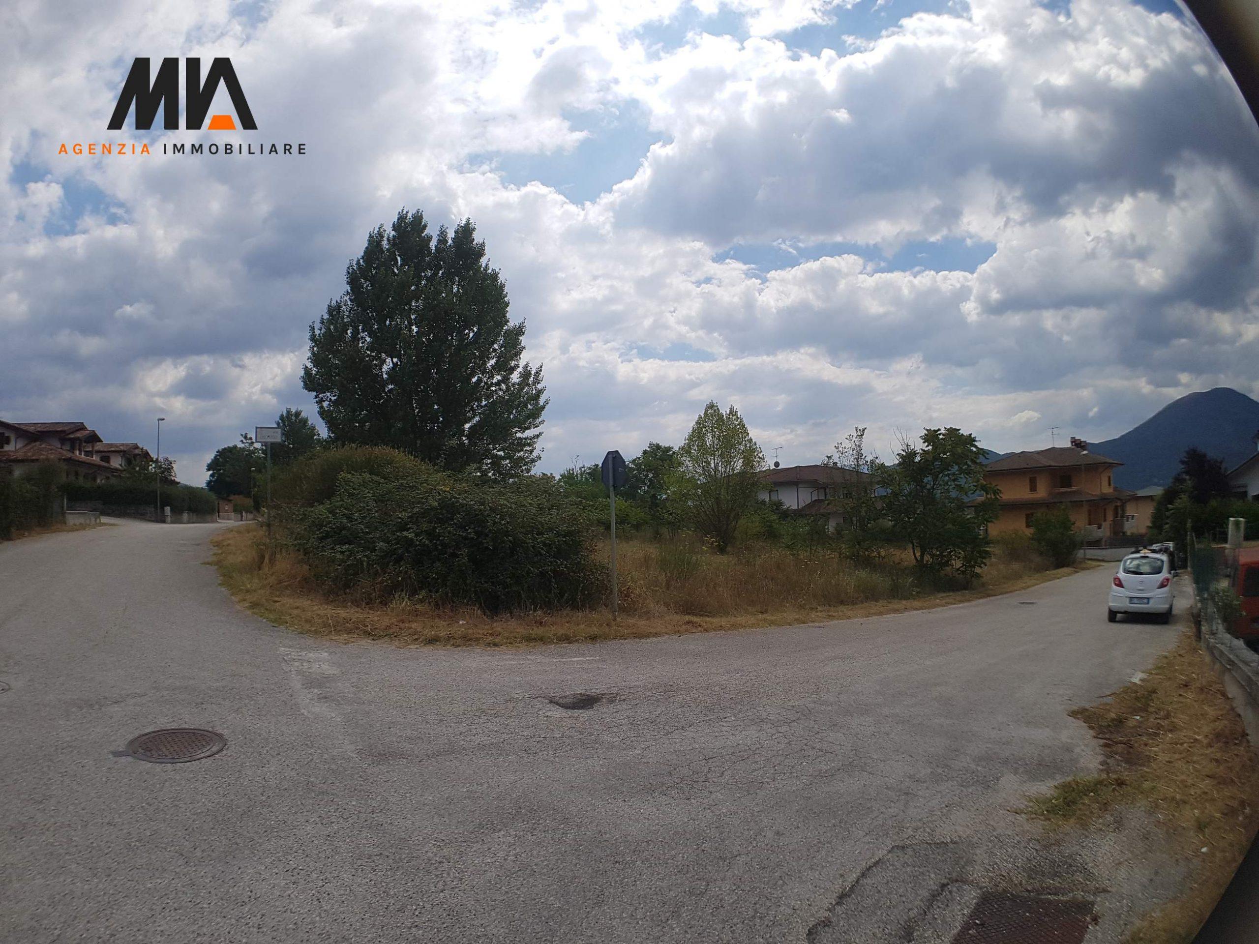 VENDITA: Terreno Edificabile in zona residenziale Villette Pizzoli