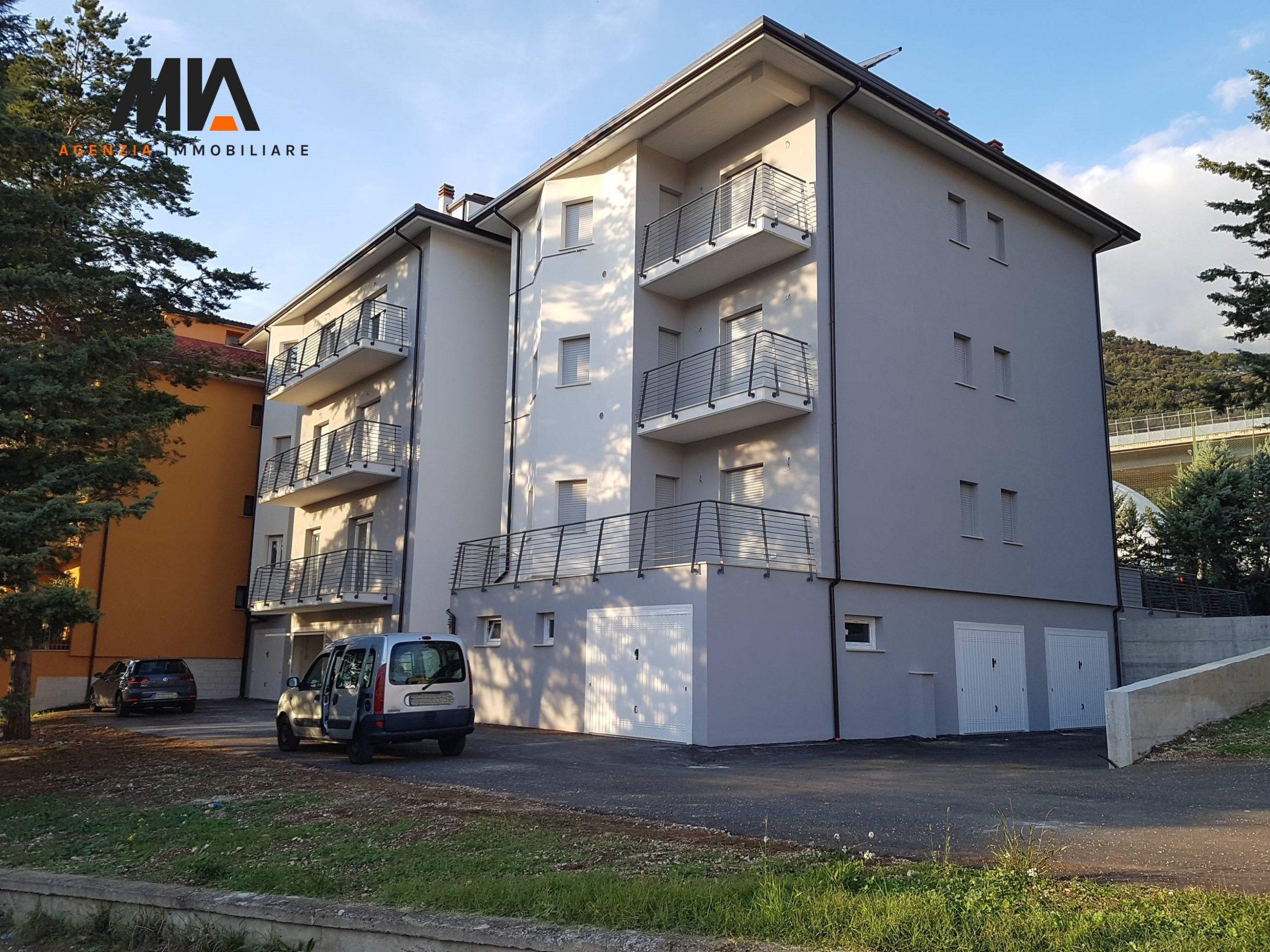VENDITA: Appartamento Nuova Costruzione 100mq Zona San Sisto
