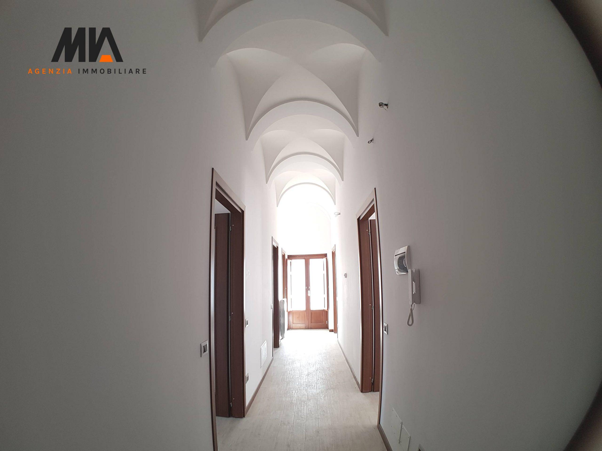 VENDITA: 80 mq in Palazzo Storico Via XX Settembre